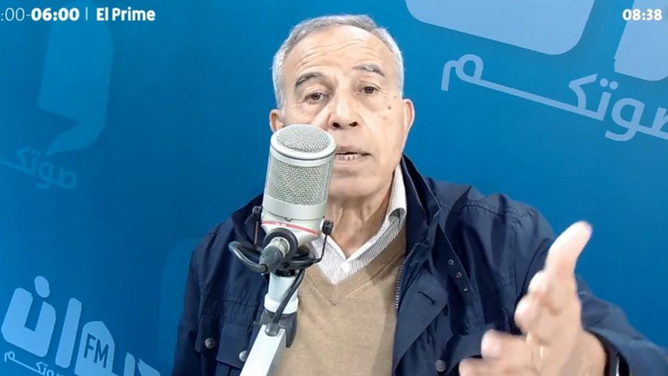 عبد الله العبيدي :  ''تونس اليوم مستعمرة'' (فيديو)