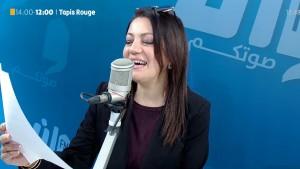 درصاف الحمداني تغني ''انتي حيّالة'' (فيديو)
