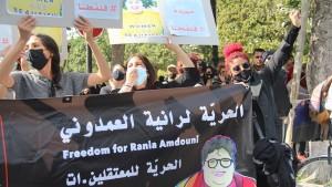 جمعيات و منظمات تدعو الى وضع حد للاعتداءات على نساء تونس