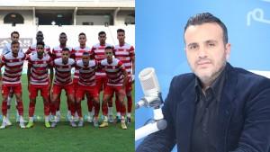 ياسين بوشعالة: هناك لاعبون في النادي الافريقي انتهت مدة صلوحيتهم