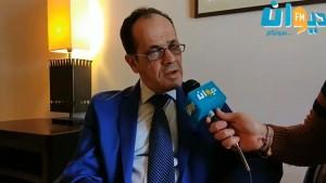 وزير الزراعة الليبي