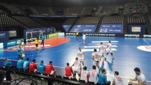 تونس تستهل مشاركتها في الدورة الترشيحية للأولمبياد بهزيمة