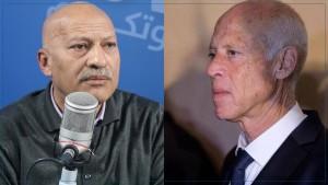 رضا بالحاج : قيس سعيد يتدخل في القضاء