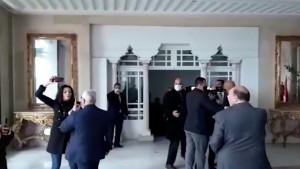 نائب عن النهضة يحطّم هاتف نائبة عن الدستوري الحرّ