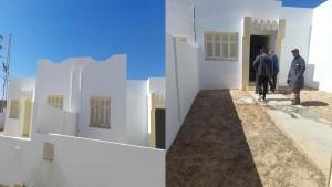 """أفاد المدير العام للشركة الوطنية العقارية بالبلاد التونسية للجنوب المعتوق بن عامر بأن أشغال الصيانة بالحي السكني """"الرفاهة"""" بعقارب والمدرج ضمن برنامج السكن الاجتماعي انطلقت بداية شهر مارس وتنتهي مع نهاية الشهر ."""