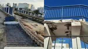 صفاقس : وضعية 'خطيرة' لممر مترجلين ... مدير السكك الحديدية يوضح (صور)