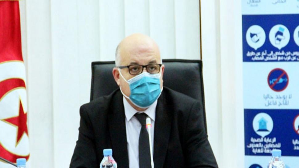 وزير الصحة : الحجر الصحّي المحلّي أعطى نتائج أحسن من الحجر الشامل