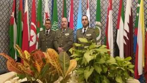 انتخابات الاتحاد العري للرياضة العسكرية