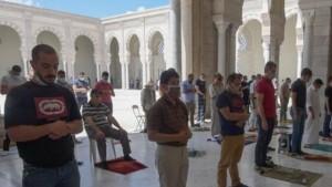 وزارة الشؤون الدينية: مواصلة إقامة الصلوات في الفترة الزمنيّة غير المشمولة بحظر الجولان