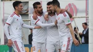 شباب بلوزداد يعبر باقتدار إلى ربع نهائي دوري أبطال إفريقيا