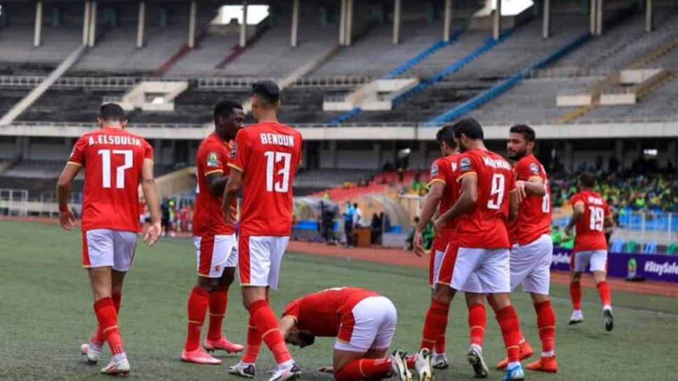 دوري أبطال افريقيا : الأهلي يختتم دور المجموعات بفوز على سمبا التنزاني