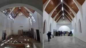 قفصة: تحويل كنيسة مهملة الى معهد للموسيقى ( صور)