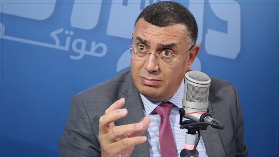 عياض اللومي: 'أنسحب بشرف من حزب أسّسته مع صديقي الرئيس الأسير نبيل القروي '