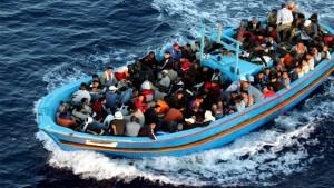لإدارة الفرعية للقضايا الإجرامية:  القبض على منظم عمليّات اجتياز الحدود البحريّة خلسة