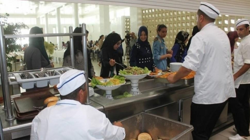 تبعا للتعديل الجديد لتوقيت حظر الجولان : المطاعم الجامعية تعمل خلال شهر رمضان