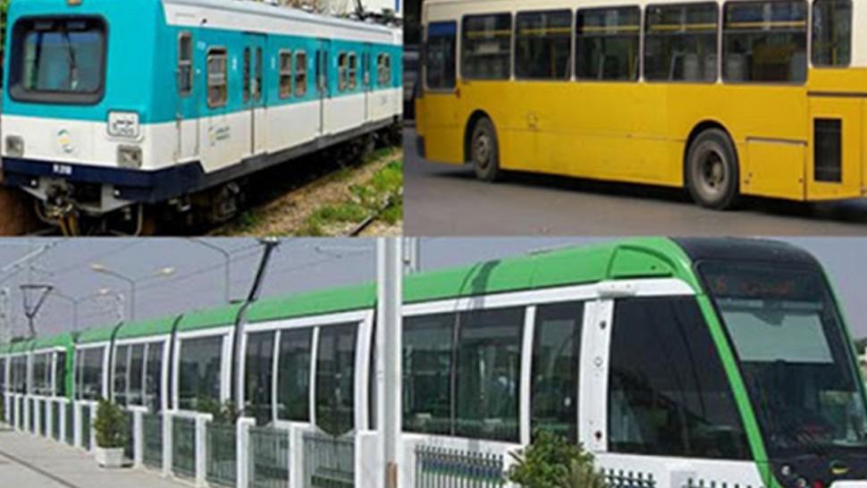 شركة نقل تونس تعدّل توقيت سفراتها الأخيرة قبل موعد الافطار
