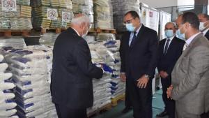 مساعدات اجتماعية تفوق 5 مليون دينار لفائدة العائلات المعوزة ومحدودة الدخل