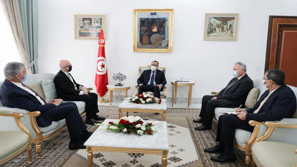 سفيرا فرنسا وإيطاليا يجددان استعداد بلديهما الدّائم للوقوف مع تونس