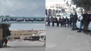 القصرين : أعوان واطارت الشركة الوطنية لعجين الحلفاء والورق يضربون عن العمل