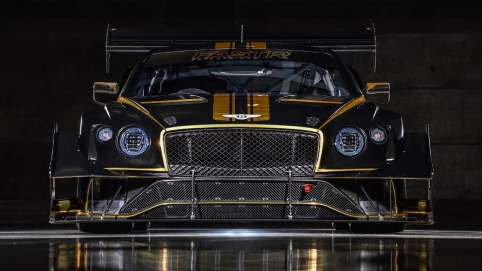 شركة ''بينتلي'' البريطانية تكشف عن سيارتها ''الوحش''
