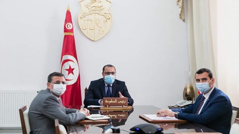 الجانب الأوروبي على استعداد لمواصلة دعم تونس خلال جائحة كوفيد 19