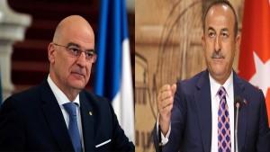 وزيرا خارجية اليونان وتركيا يتبادلان الاتهامات في مؤتمر صحافي