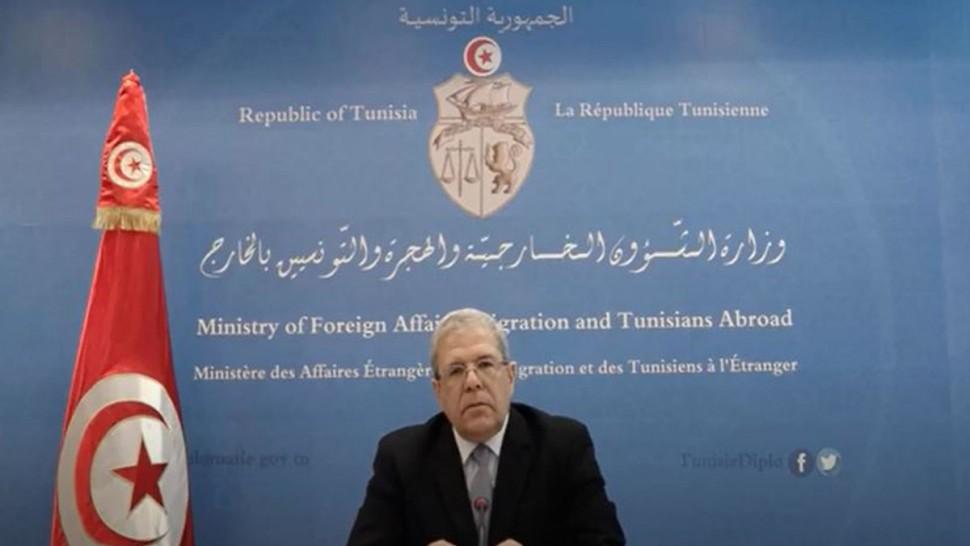 تونس تدعو لمزيد دعم آلية كوفاكس لضمان التوزيع العادل للقاحات كوفيد 19