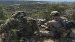 الحمامات : تدريبات مشتركة في  مكافحة الارهاب بين قوات خاصة فرنسية و تونسية