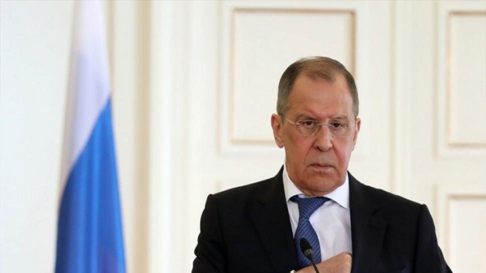 وزير الخارجية الروسي : العقوبات الأمريكية لن تمرّ دون ردّ