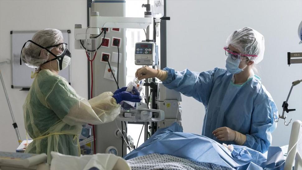 بنزرت : ارتفاع نسبة ايواء مصابي كورونا بالانعاش