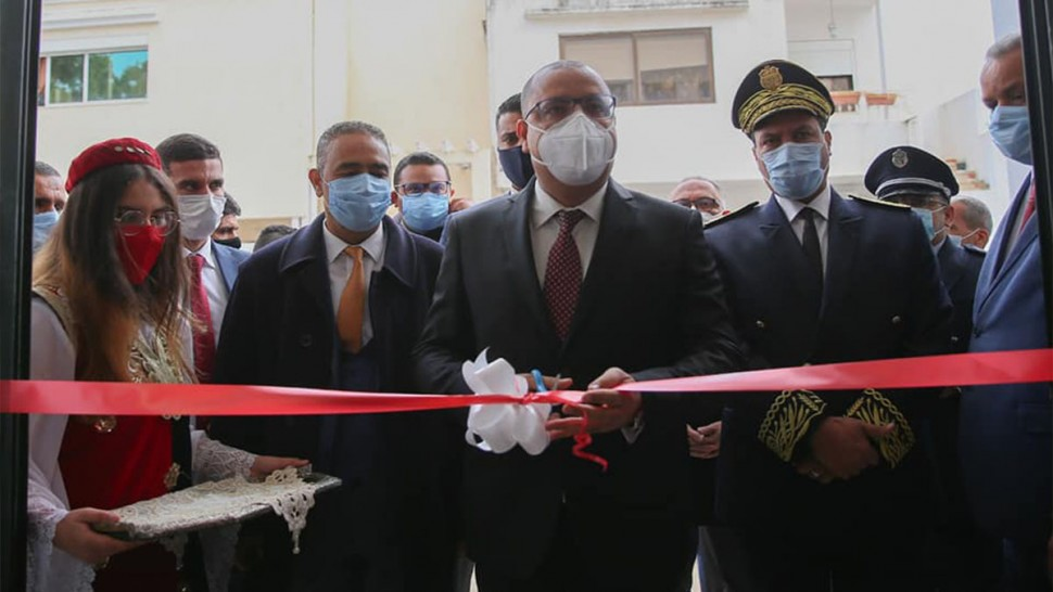 رئيس الحكومة يدشن جناحا جديدا بمستشفى قوات الأمن الداخلي بالمرسى
