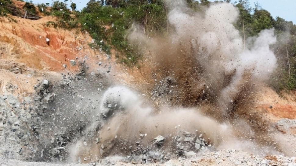 القصرين : إصابة مواطن في انفجار لغم