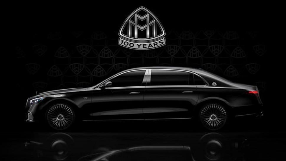 مرسيدس-مايباخ تطلق محرك V12 الجديد احتفالاً بمرور 100 سنة على العلامة (فيديو)