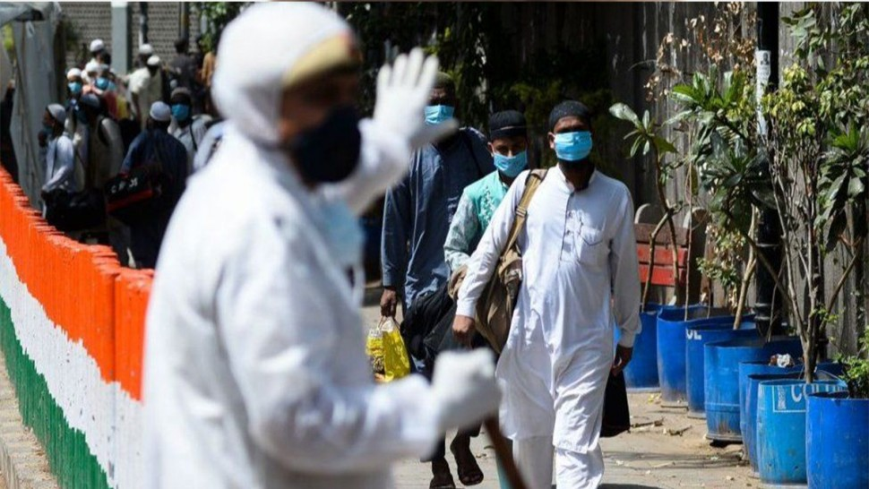 الهند :  أكثر من 314  ألف إصابة جديدة بكورونا خلال 24 ساعة