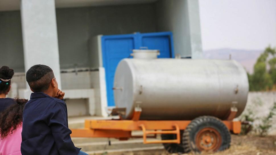 نحو تمكين 200 مؤسسة تربوية غير مزوّدة بالماء الصالح للشرب بصهاريج للشرب قبل موفّى أوت 2021