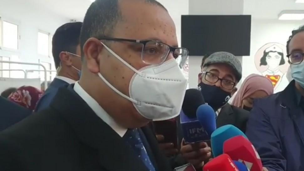 المشيشي: لم يتم التخلي عن التحوير الوزاري