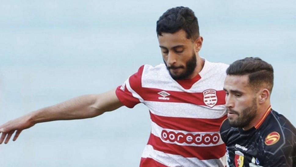 إدارة النادي الإفريقي تسلّط جملة من العقوبات ضد اللاعب شهاب العبيدي