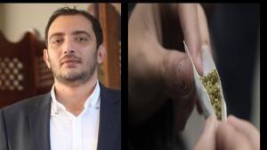 النائب ياسين العياري يعلن عن مقترح قانون لتقنين بيع و إستهلاك 'الزطلة'