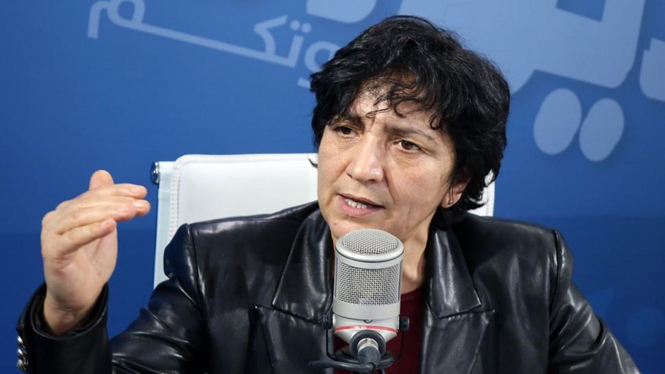 سامية عبّو: الغنوشي لم يسقط من رئاسة البرلمان لأنه يبتزّ نوّابا بمطالب رفع الحصانة