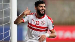 الاتحاد المصري لكرة القدم يحسم مصير فرجاني ساسي مع الزمالك