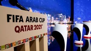 كأس العرب فيفا - قطر 2021