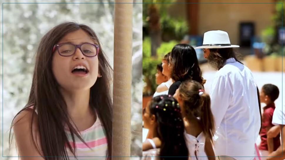 صدور فيديو كليب أغنية ''نحب نعيش'' لكورال قرية اس او اس المحرس (فيديو)