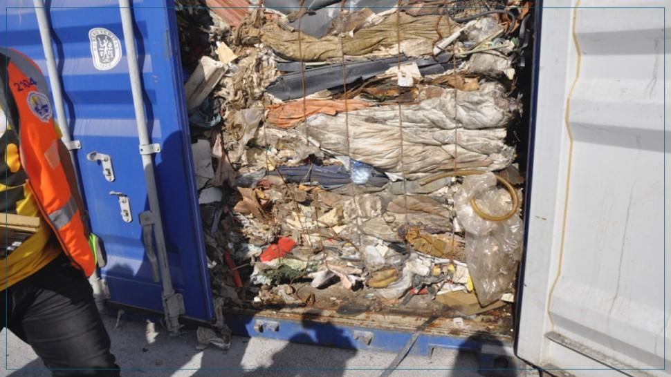 ملف النفايات الايطالية