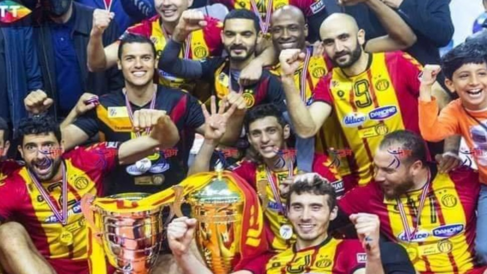 الكرة الطائرة: الترجي يتوّج بلقب البطولة الافريقية للاندية البطلة