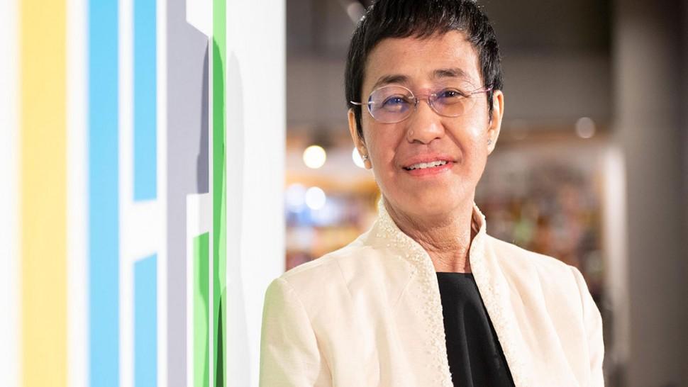 صحافية فليبينية