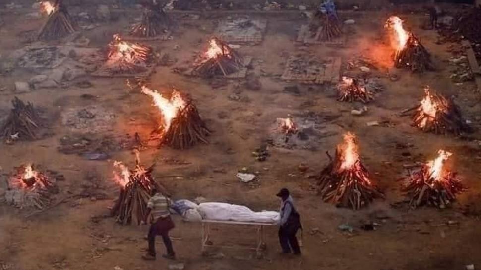 الهند : وفيات كورونا تتجاوز 200 ألف بينهم 3 آلاف في 24 ساعة الأخيرة
