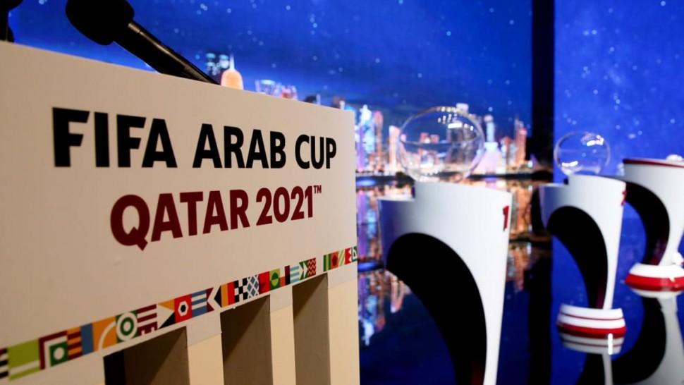 كأس العرب قطر 2021 : برنامج لقاءات المنتخب التونسي