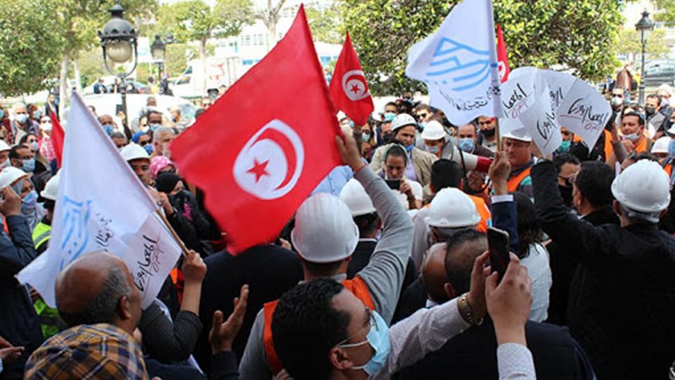 اضراب المهندسين