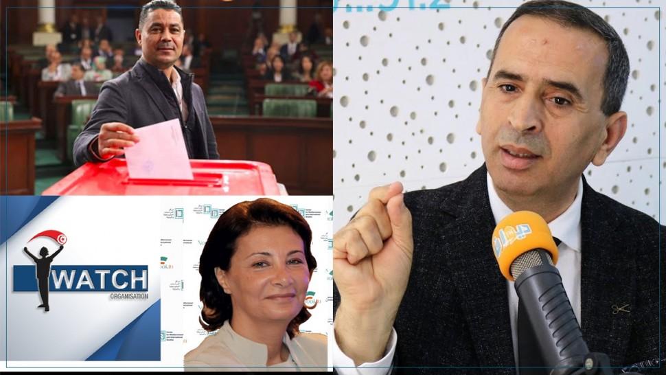 نائب متهم بتضارب المصالح و نائبة متهمة بالتلقيح خلسة ... ماهر المذيوب يعلق