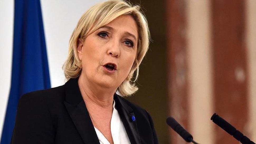 استطلاعات رأي تشير الى احتمال وصول مارين لوبان الى الرئاسة الفرنسية